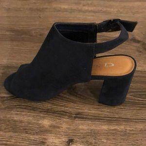 *never been worn* Chinese Laundry block heel